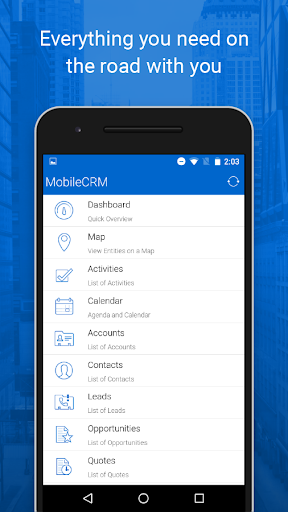 Resco Mobile CRM apktram screenshots 1