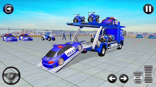 Grand Police Transport Truck 1.0.24 Screenshots 1