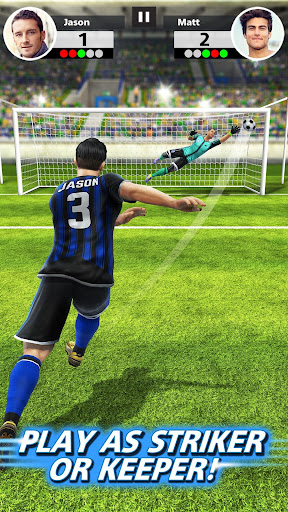 Football Strike - Multiplayer Soccer goodtube screenshots 2