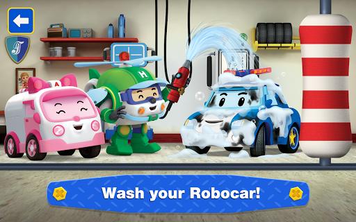Robocar Poli: Builder! Games for Boys and Girls!  screenshots 23