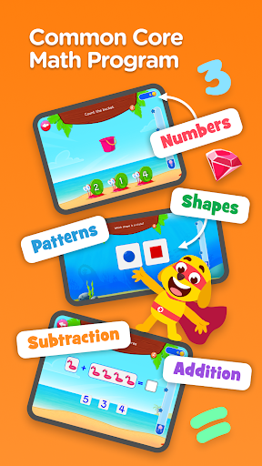 Kiddopia: Preschool Education & ABC Games for Kids 2.2.2 screenshots 3