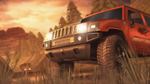 Offroad 4x4 Stunt Extreme Racing 3.4 Screenshots 8