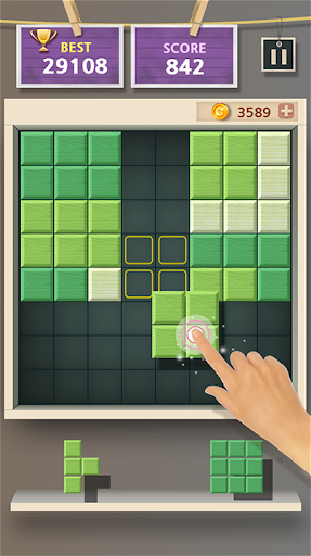 Block Puzzle, Beautiful Brain Game  screenshots 3