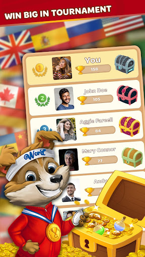 Word Bakers: Words Search  - New Crossword Puzzle  screenshots 4