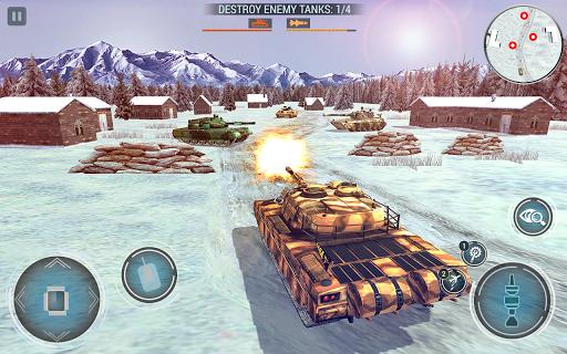 Tank Blitz Fury: Free Tank Battle Games 2019 apkpoly screenshots 2