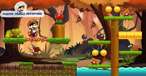 Makito Jungle Adventure 1.0.8 screenshots 5