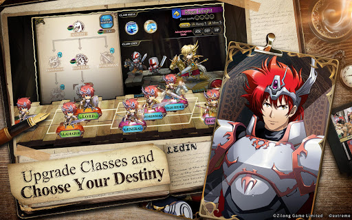 Langrisser  screenshots 11
