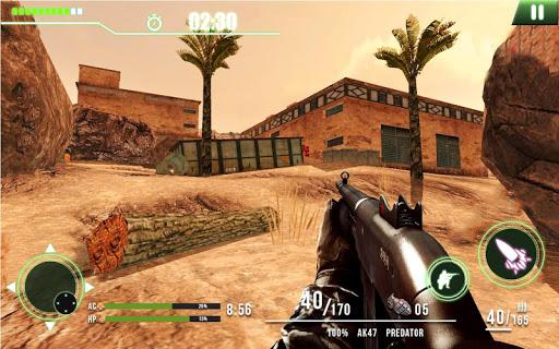 Jeux de tir: Shooter gratuit hors ligne 2021 APK MOD (Astuce) screenshots 5