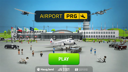Airport PRG MOD (Unlimited Money) 1