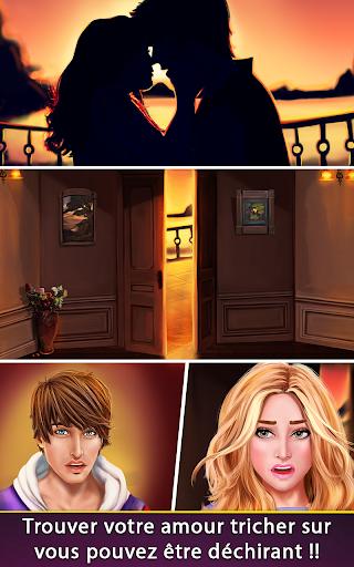 Code Triche College Romance:jeu d'histoire d'amour adolescent (Astuce) APK MOD screenshots 5
