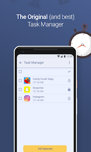 Speed BOOSTER - Memory Cleaner & CPU Task Manager