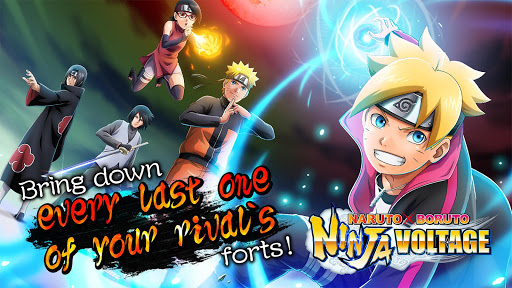 NARUTO X BORUTO NINJA VOLTAGE 7.4.0 screenshots 1