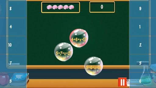 Learn Algebra Bubble Bath Game For PC Windows (7, 8, 10, 10X) & Mac Computer Image Number- 14