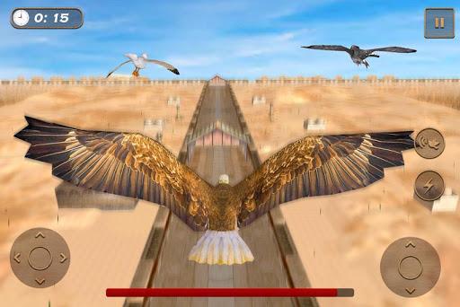 Bird Racing Simulator: Eagle Race Game apkdebit screenshots 2