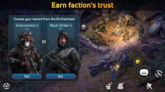 Dawn of Zombies: Zombie Survival Games Screenshot