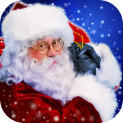 Speak to Santa™ Video Call Santa Tracker Simulated