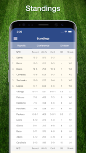 Football NFL Live Scores, Stats, & Schedules 2020 7