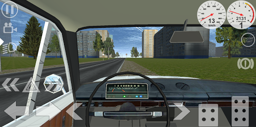 Simple Car Crash Physics Simulator Demo 1.1 screenshots 7