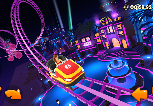 Thrill Rush Theme Park 4.4.52 screenshots 2
