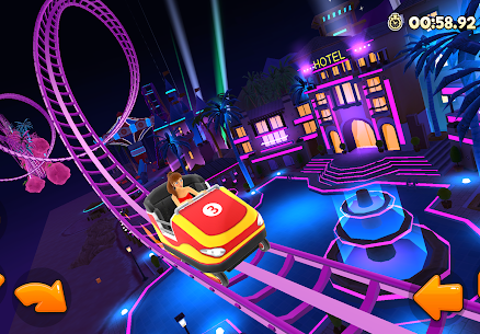 Thrill Rush Theme Park Mod Apk 4.4.79 (Unlimited Money) 2