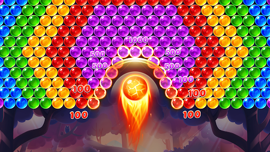 Bubble Shooter Genies 9
