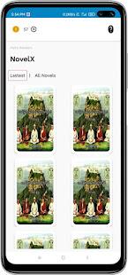 NovelX 10.0 Screenshots 1