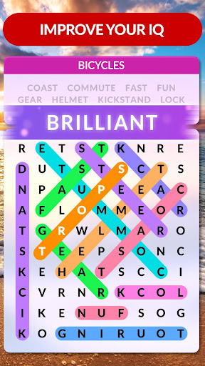 Wordscapes Search 1.7.1 screenshots 2