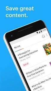 Pocket: Kaydet , Oku , Büyüyün Android Full Apk İndir 1