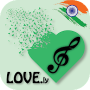 Lovely - Lyrical Video Status Maker app analytics