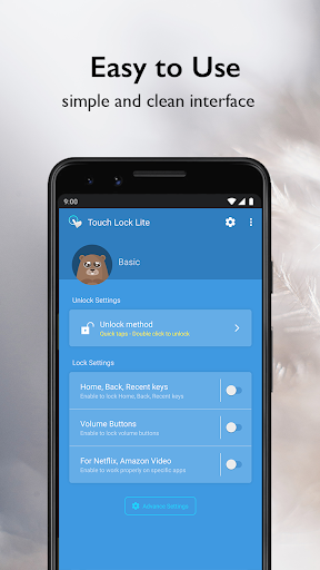 Touch Lock - disable your touch screen  Screenshots 5