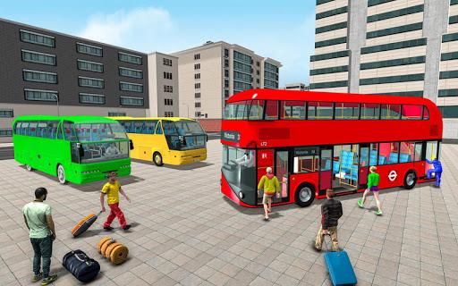 Modern Bus Simulator Games-Free Bus Driving Game 1.0.3 Screenshots 8