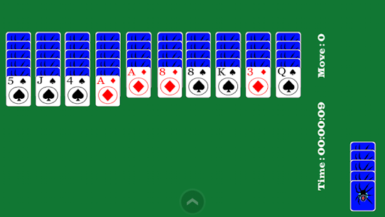 Solitaire Spider Hack for Android and iOS 5