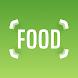 無料フードスキャナー - バーコードを読み取るだけで簡単に栄養素が分かります - Androidアプリ