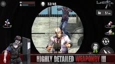 Zombie Frontier : Sniperのおすすめ画像2