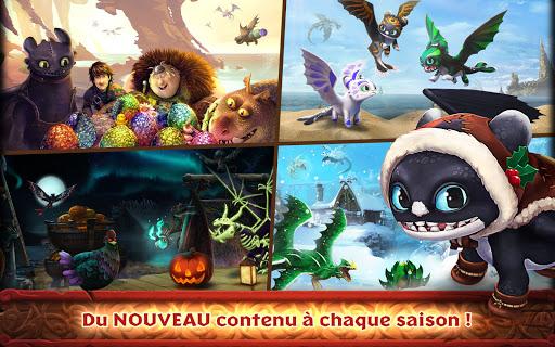 Télécharger Dragons : L'Envol de Beurk APK MOD (Astuce) screenshots 4