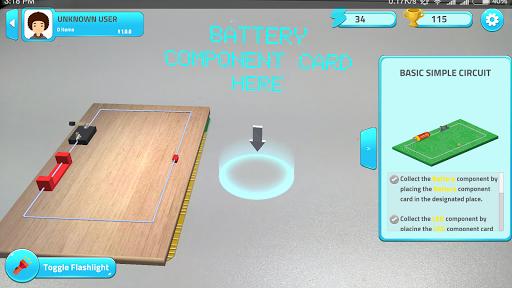 Electric Circuit AR 1.0 screenshots 5