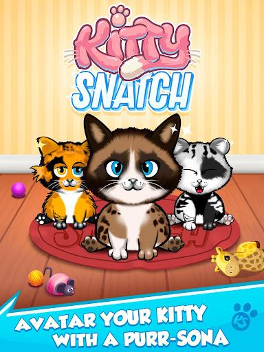 Kitty Snatch - Match 3 ft. Cats of Instagram game screenshots 8