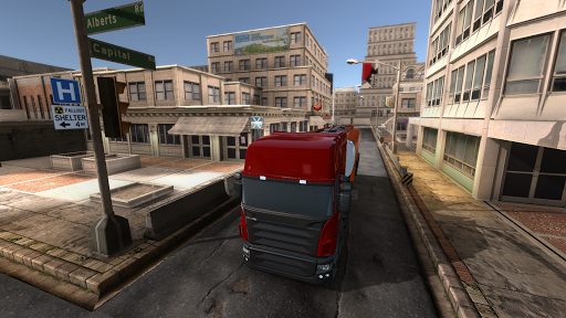 Truck Simulator Extreme Europe  screenshots 2