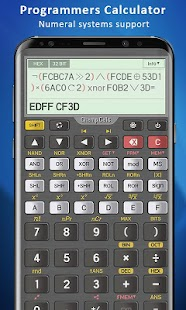 ChampCalc Scientific Calculator Screenshot