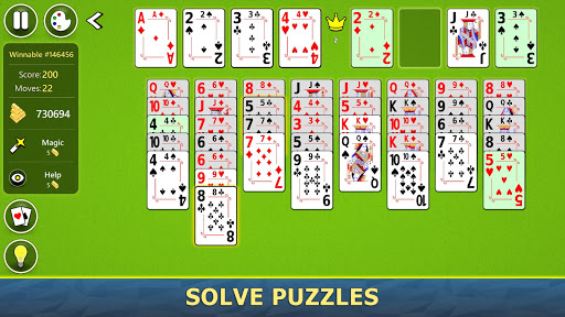 FreeCell Solitaire Mobile 2.0.7 screenshots 3