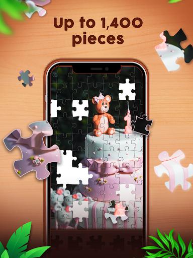 Jigsaw Puzzles - Magic Collection Games  screenshots 14