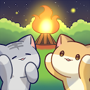 Foresta di gatti