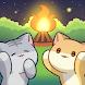 ねこの森 - キャンプ場物語 - Androidアプリ