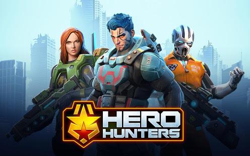 Hero Hunters 5.0 Screenshots 16