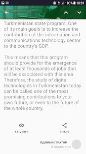 Orient News: Local Turkmen & Regional News free