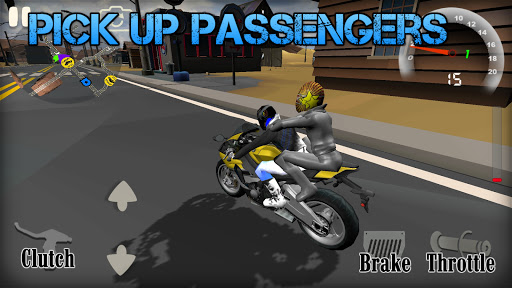 Wheelie King 4 - Online Wheelie Challenge 3D Game 1 screenshots 5