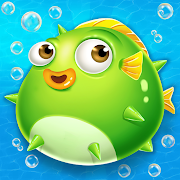 Panda Bubble Fish Pop Rescue