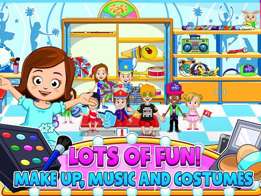 My Town : Dance School. Girls Pretend Dress Up Fun 1.28 Screenshots 7
