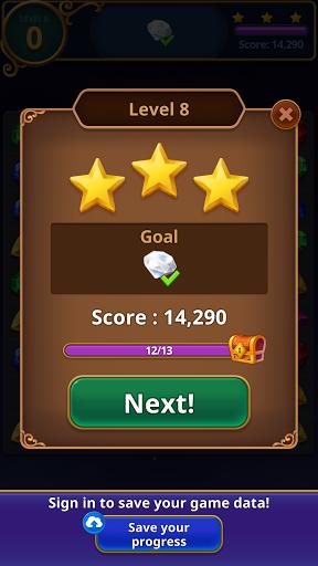 Jewels Magic : Kingu2019s Diamond 21.0621.09 screenshots 6