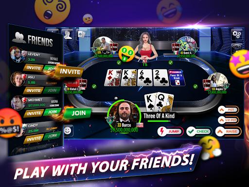 Rest Poker - Texas Holdem  screenshots 12
